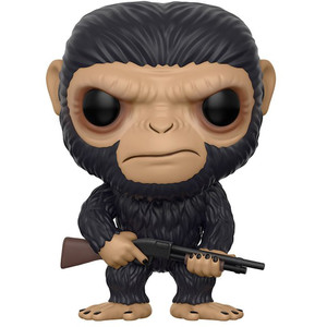 Caesar: Funko POP! Movies x War for the Planet of the Apes Vinyl Figure