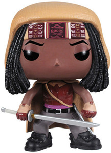 Michonne: Funko POP! x The Walking Dead Vinyl Figure