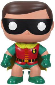 Robin: Funko POP! x Batman 1966 Classic TV Vinyl Figure