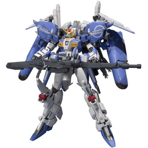MSA-0011(Ext) Ex-S Gundam: Gundam Sentinel x Bandai Metal Robot Spirits Action Figure (Side MS)
