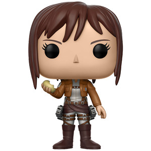 Sasha Braus (GameStop Exclusive): Funko POP! Animation x Attack on Titan Vinyl Figure