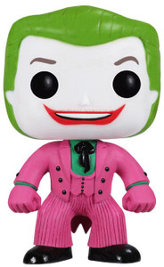 Joker: Funko POP! x Batman 1966 Classic TV Vinyl Figure