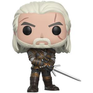 Geralt: Funko POP! Games x Witcher Vinyl Figure