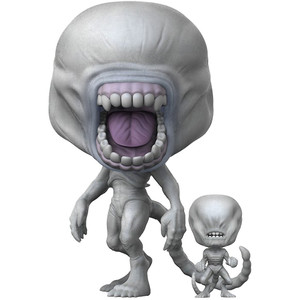 Neomorph [w/ Toddler]: Funko POP! Movies x Alien - Covenant Vinyl Figure