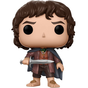 Frodo Baggins: Funko POP! Movies x Lord of the Rings Vinyl Figure