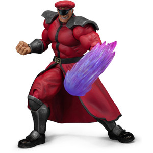 "M. Bison: ~7"" 1/12 Street Fighter V x Storm Collectibles  Action Figure"