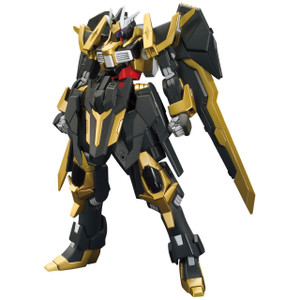 NK-13S Gundam Schwarzritter: High Grade Gundam Build Fighters Amazing Ready 1/144 Model Kit (HGBF #055)
