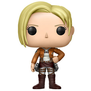Annie Leonhart: Funko POP! Animation x Attack on Titan Vinyl Figure