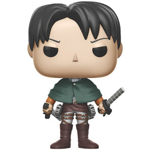 Levi: Funko POP! Animation x Attack on Titan Vinyl Figure