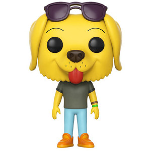 Mr. Peanutbutter: Funko POP! Animation x BoJack Horseman Vinyl Figure