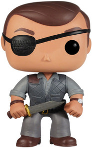 The Governor: Funko POP! x The Walking Dead Vinyl Figure