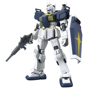 RX-79 [GS] Gundam Ground Type-S: High Grade Gundam Thunderbolt 1/144 Model Kit (HGGT #013)