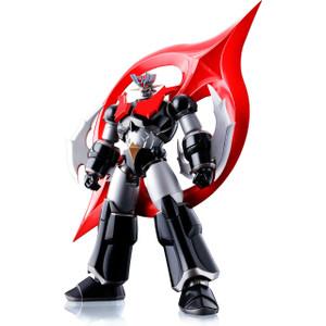 "Mazinger ZERO: ~6.5"" Shin Mazinger ZERO x Tamashii Nations Super Robot Chogokin Die-Cast Action Figure"