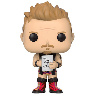 Chris Jericho: Funko POP! WWE x WWE Vinyl Figure [#040]