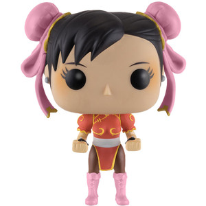 Chun-Li (f.y.e. Exclusive): Funko POP! Games x Street Fighter Vinyl Figure [#136]