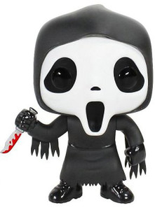 Ghostface: Funko POP! Horror Movies x Scream Vinyl Figure