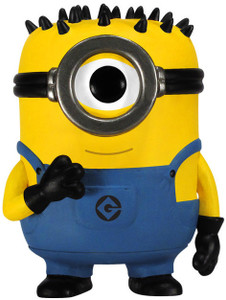 Carl: Funko POP! Movies x Despicable Me 2 Vinyl Figure