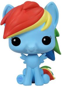 Rainbow Dash: Funko POP! x My Little Pony Vinyl Figure