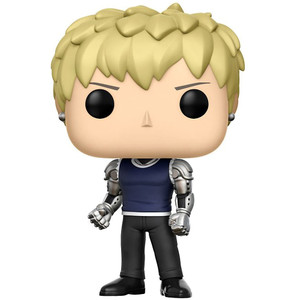Genos: Funko POP! Animation x One-Punch Man Vinyl Figure [#258]