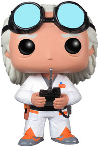 Doc: Funko POP! Movies x Back to the Future Vinyl Figure