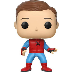 Spider-Man [Homemade Suit] (Walmart Exclusive): Funko POP! Marvel x Spider-Man - Homecoming Vinyl Figure [#223]