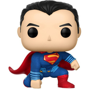 Superman: Funko POP! Heroes x Justice League Vinyl Figure [#207]