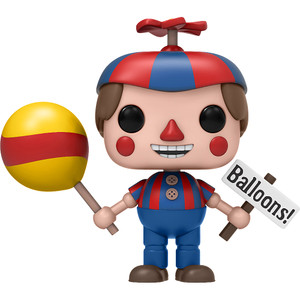 Balloon Boy (Walmart Exclusive): Funko POP! Games x Five Nights at Freddy's Vinyl Figure [#217]