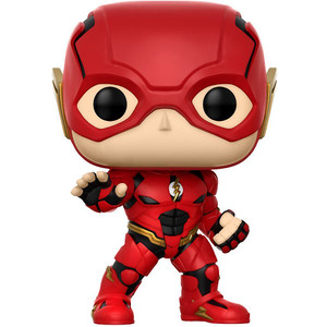The Flash: Funko POP! Heroes x Justice League Vinyl Figure [#208]