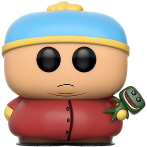 Cartman with Clyde (GameStop Exclusive): Funko POP! x South Park Vinyl Figure [#014]