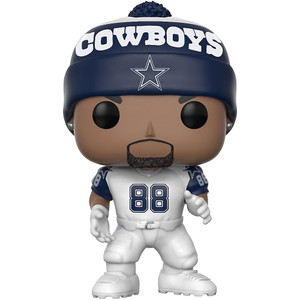 Dez Bryant [Cowboys Color Rush]: Funko POP! Football x NFL Vinyl Figure [#069]