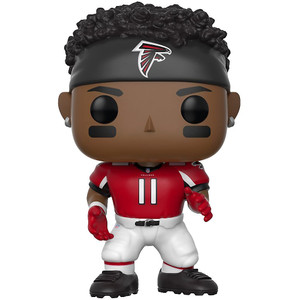 Julio Jones [Falcons Home]: Funko POP! Football x NFL Vinyl Figure [#072]