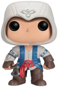 Connor: Funko POP! Games x Assassin's Creed Vinyl Figure