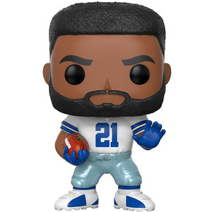 Ezekiel Elliott [Cowboys Home ]: Funko POP! Football x NFL Vinyl Figure [#068]