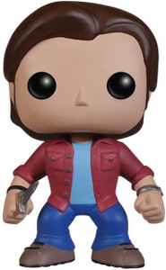 Sam Winchester: Funko POP! x Supernatural Vinyl Figure