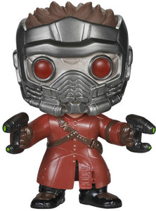 Star Lord: Funko POP! x Guardians of the Galaxy Vinyl Figure