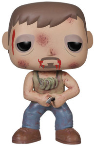 Injured Daryl: Funko POP! x The Walking Dead Vinyl Figure