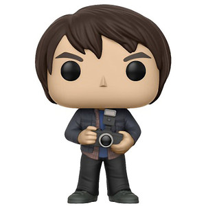 Jonathan w/ Camera: Funko POP! TV x Stranger Things Vinyl Figure