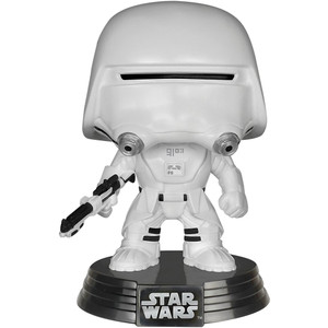 First Order Snowtrooper: Funko POP! x Star Wars - The Last Jedi Vinyl Figure [#067]