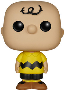 Charlie Brown: Funko POP! x Peanuts Vinyl Figure