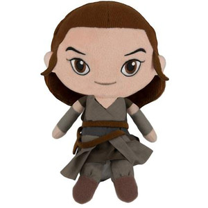 Rey: Funko Galactic Plushies x Star Wars - The Last Jedi Plush