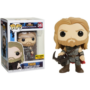 Thor (Hot Topic Exclusive): Funko POP! Marvel x Thor - Ragnarok Vinyl Figure [#246]