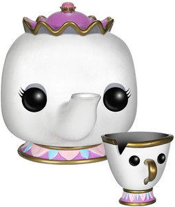 Mrs. Potts Chip: Funko POP! x Disney Vinyl Figure