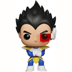 Vegeta: Funko POP! x Dragonball Z Vinyl Figure