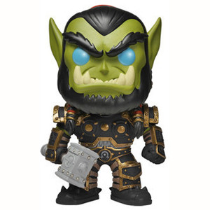 Thrall: Funko POP! Games x World of Warcraft Vinyl Figure