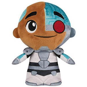 Cyborg: Funko Hero Plushies x Teen Titans Go! Plush