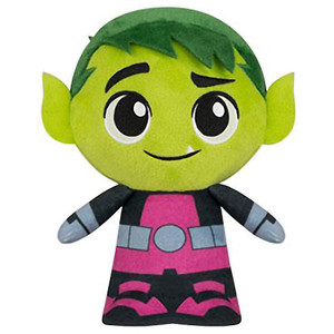 Beast Boy: Funko Hero Plushies x Teen Titans Go! Plush