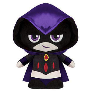 Raven: Funko Hero Plushies x Teen Titans Go! Plush