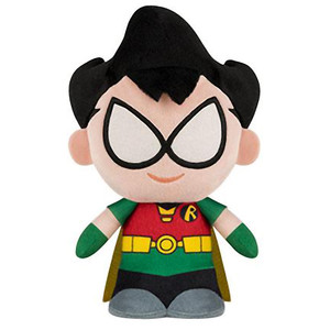 Robin: Funko Hero Plushies x Teen Titans Go! Plush