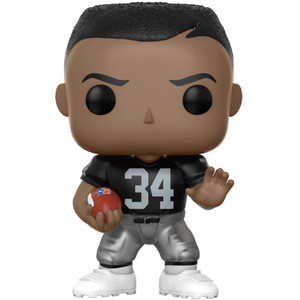 Bo Jackson [Raiders Home]: Funko POP! Football x NFL Legends Vinyl Figure [#089]