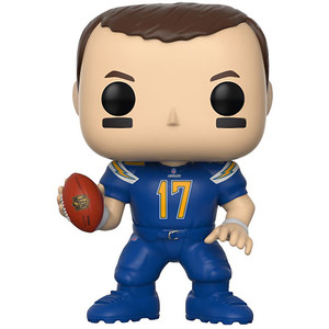 "Philip Rivers [Chargers Color Rush] (Toys ""R"" Us Exclusive): Funko POP! Football x NFL Vinyl Figure [#012 / 20998]"